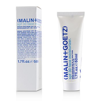 MALIN+GOETZ SPF 30 FACE MOISTURIZER  50ML/1.7OZ
