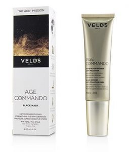 VELD'S AGE COMMANDO - BLACK MASK  60ML/2OZ