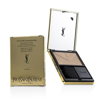 YVES SAINT LAURENT COUTURE HIGHLIGHTER - # 01 OR PEARL  3G/0.11OZ