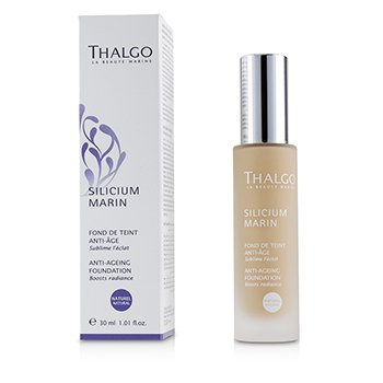 THALGO SILICIUM MARIN ANTI AGEING FOUNDATION - # NATURAL  30ML/1OZ