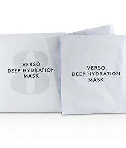 VERSO DEEP HYDRATION MASK  4X25G/0.88OZ