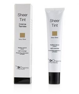 THE ORGANIC PHARMACY SHEER TINT - # IVORY GLOW  40ML/1.4OZ