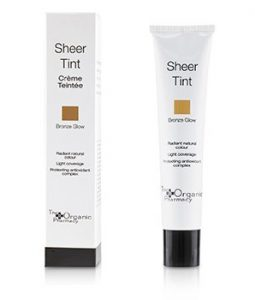 THE ORGANIC PHARMACY SHEER TINT - # BRONZE GLOW  40ML/1.4OZ