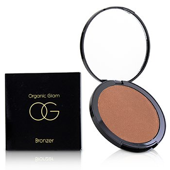 THE ORGANIC PHARMACY ORGANIC GLAM BRONZER - # BRONZER GOLDEN BRONZE  9G/0.31OZ