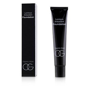 THE ORGANIC PHARMACY ORGANIC GLAM LUMINOUS ANTIOXIDANT FOUNDATION - # 03  40ML/1.4OZ