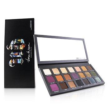 URBAN DECAY BORN TO RUN EYESHADOW PALETTE  21X0.8G/0.02OZ