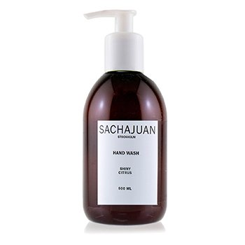 SACHAJUAN HAND WASH - SHINY CITRUS  500ML/16.9OZ