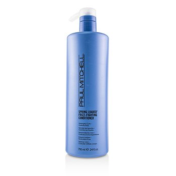 PAUL MITCHELL SPRING LOADED FRIZZ-FIGHTING CONDITIONER (DETANGLES CURLS, CONTROLS FRIZZ)  710ML/24OZ