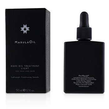 PAUL MITCHELL MARULA OIL RARE OIL TREATMENT LIGHT (FOR HAIR AND SKIN)  50ML/1.7OZ