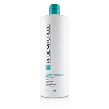 PAUL MITCHELL INSTANT MOISTURE SHAMPOO (HYDRATES - REVIVES)  1000ML/33.8OZ