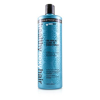 SEXY HAIR CONCEPTS HEALTHY SEXY HAIR TRI-WHEAT LEAVE IN CONDITIONER  1000ML/33.8OZ