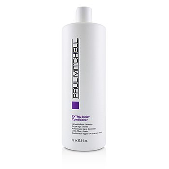 PAUL MITCHELL EXTRA-BODY CONDITIONER (LIGHTWEIGHT RINSE - DETANGLES)  1000ML/33.8OZ