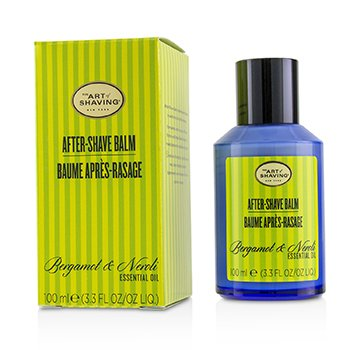 THE ART OF SHAVING AFTER SHAVE BALM - BERGAMOT & NEROLI ESSENTIAL OIL  100ML/3.4OZ