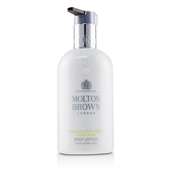 MOLTON BROWN DEWY LILY OF THE VALLEY & STAR ANISE BODY LOTION  300ML/10OZ