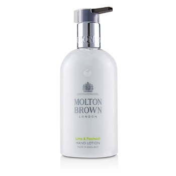 MOLTON BROWN LIME & PATCHOULI HAND LOTION  300ML/10OZ