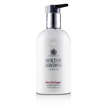 MOLTON BROWN FIERY PINK PEPPER HAND LOTION  300ML/10OZ