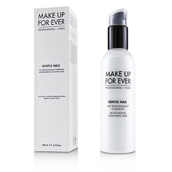 MAKE UP FOR EVER GENTLE MILK - MOISTURIZING CLEANSING MILK  200ML/6.76OZ