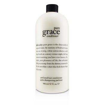 PHILOSOPHY PURE GRACE CONDITIONER (PERFUMED HAIR CONDITIONER)  946ML/32OZ