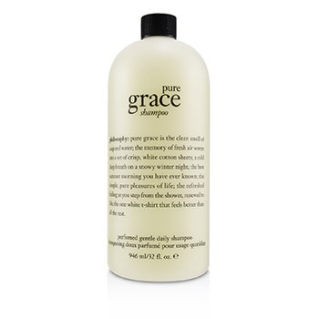 PHILOSOPHY PURE GRACE SHAMPOO (PERFUMED GENTLE DAILY SHAMPOO)  946ML/32OZ