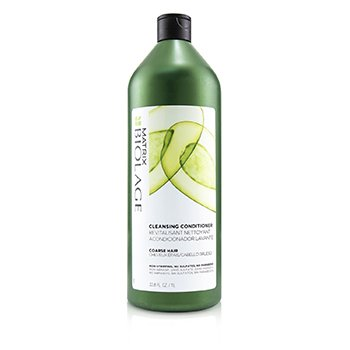 MATRIX BIOLAGE CLEANSING CONDITIONER (FOR COARSE HAIR)  1000ML/33.8OZ