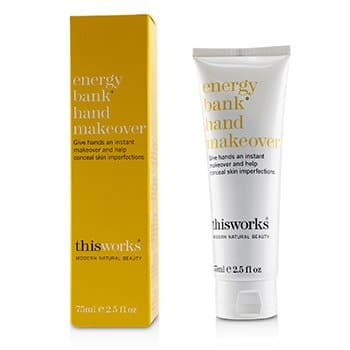 THIS WORKS ENERGY BANK HAND MAKEOVER  75ML/2.5OZ