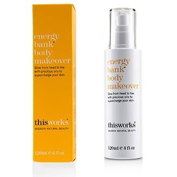 THIS WORKS ENERGY BANK BODY MAKEOVER  120ML/4OZ