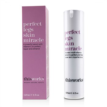 THIS WORKS PERFECT LEGS SKIN MIRACLE  120ML/4OZ