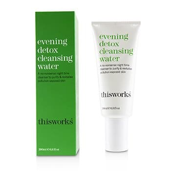 THIS WORKS EVENING DETOX CLEANSING WATER  200ML/6.8OZ