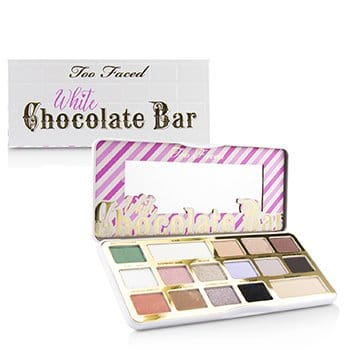 TOO FACED WHITE CHOCOLATE BAR EYE SHADOW PALETTE  17.7G/0.56OZ