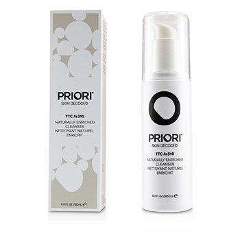 PRIORI TTC FX310 NATURALLY ENRICHED CLEANSER  180ML/6OZ