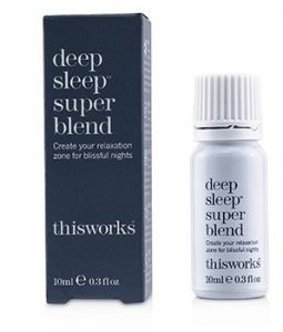 THIS WORKS DEEP SLEEP SUPER BLEND 100% PURE ESSENTIAL OIL  10ML/0.3OZ