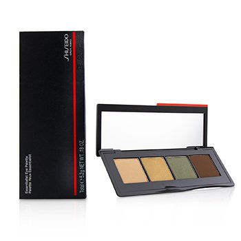 SHISEIDO ESSENTIALIST EYE PALETTE - # 03 NAMIKI STREET NATURE  5.2G/0.18OZ