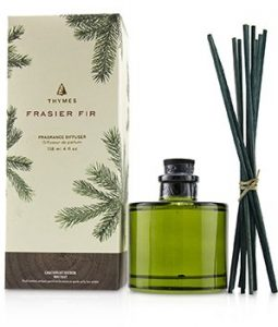 THYMES REED DIFFUSER - FRASIER FIR  118ML/4OZ