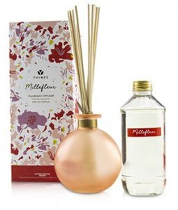 THYMES REED DIFFUSER - MILLEFLEUR  230ML/7.75OZ