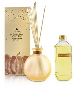 THYMES REED DIFFUSER - HEIRLUM PUMPKIN  230ML/7.75OZ