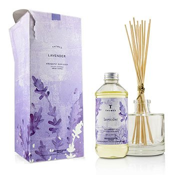 THYMES AROMATIC DIFFUSER - LAVENDER (BOX SLIGHTLY DAMAGED)  230ML/7.75OZ