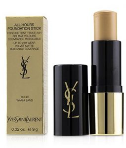 YVES SAINT LAURENT ALL HOURS FOUNDATION STICK - # BD40 WARM SAND  9G/0.32OZ