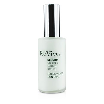 REVIVE SENSITIF OIL FREE LOTION SPF 15 (EXP. DATE: 01/2020)  60ML/2OZ