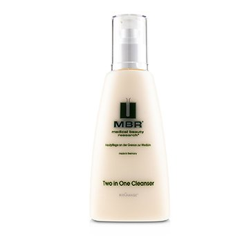 MBR MEDICAL BEAUTY RESEARCH BIOCHANGE TWO IN ONE CLEANSER  200ML/6.8OZ
