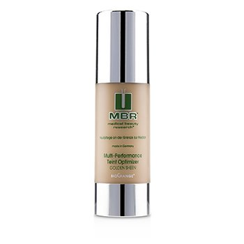 MBR MEDICAL BEAUTY RESEARCH BIOCHANGE MULTI-PERFORMANCE TEINT OPTIMIZER - #GOLDEN SHEEN  30ML/1OZ