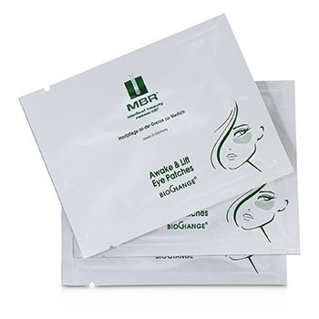 MBR MEDICAL BEAUTY RESEARCH BIOCHANGE AWAKE & LIFT EYE PATCHES  6PAIRS