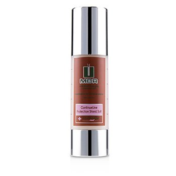 MBR MEDICAL BEAUTY RESEARCH CONTINUELINE MED CONTINUELINE PROTECTION SHIELD SOFT  50ML/1.7OZ