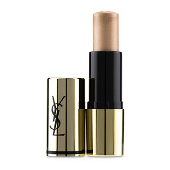 YVES SAINT LAURENT TOUCHE ECLAT SHIMMER STICK ILLUMINATING HIGHLIGHTER - # 3 ROSE GOLD  9G/0.32OZ