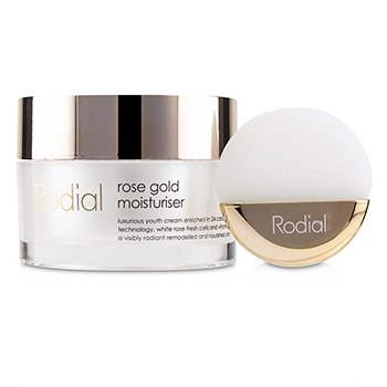 RODIAL ROSE GOLD MOISTURISER  50ML/1.7OZ