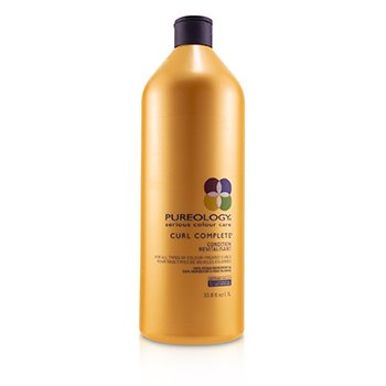 PUREOLOGY CURL COMPLETE CONDITION (FOR ALL TYPES OF COLOUR-TREATED CURLS)  1000ML/33.8OZ