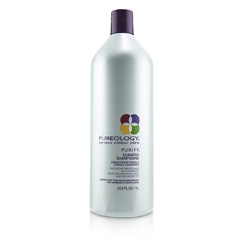 PUREOLOGY PURIFY SHAMPOO (FOR COLOUR-TREATED HAIR WITH IMPURITIES)  1000ML/33.8OZ