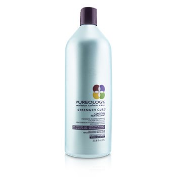PUREOLOGY STRENGTH CURE CONDITION (FOR MICRO-SCARRED/ DAMAGED COLOUR-TREATED HAIR)  1000ML/33.8OZ