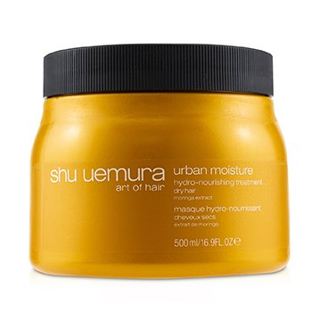 SHU UEMURA URBAN MOISTURE HYDRO-NOURISHING TREATMENT (DRY HAIR)  500ML/16.9OZ