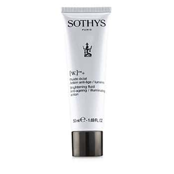 SOTHYS [W]+ BRIGHTENING FLUID - ANTI-AGING/ILLUMINATING ACTION  50ML/1.69OZ