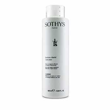 SOTHYS CLARITY LOTION - FOR SKIN WITH FRAGILE CAPILLARIES , WITH WITCH HAZEL EXTRACT (SALON SIZE)  500ML/16.9OZ